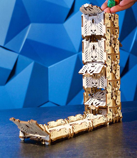 Modular<br>Dice Tower