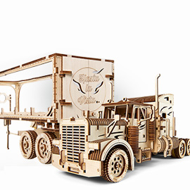 Lastkraftwagen Heavy Boy Truck VM-03 + Anhänger