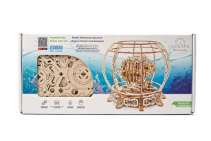 Модель Механічний акваріум