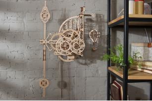 Механічна модель Аеро Годинник. Настінний годинник із маятником