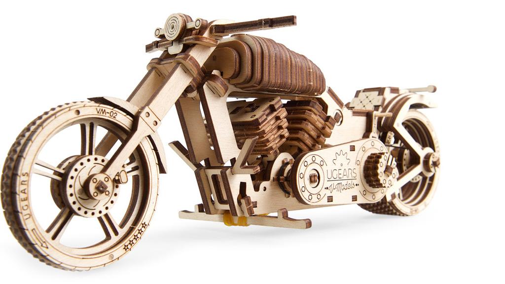 Механічна модель «Байк»