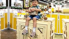 ¡Ugears junto con National Geographic en la Feria del Libro de Hong Kong (23-25 de julio)!