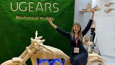 Ugears presenta nuevos modelos en Spielwarenmesse'2020