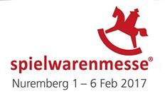 UGEARS en Spielwarenmesse 2017 en Nuremberg, Alemania, 1-6 de febrero