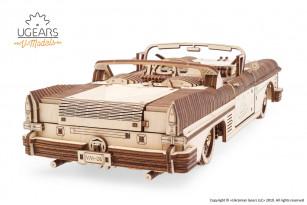 Traum-Cabrio VM-05 mechanische Modell Bausatz