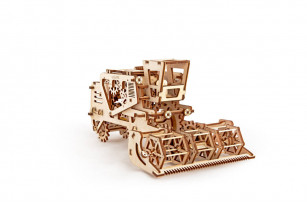 Combine Harvester mechanical model kit