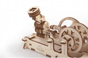 """Механічна модель """"Пневматичний двигун"""""""