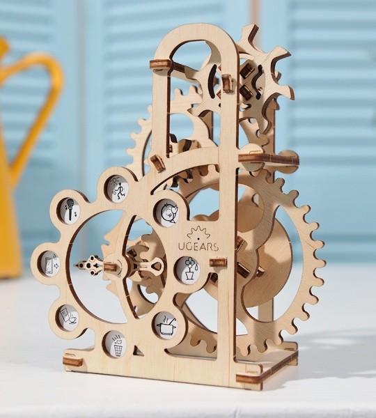 Dynamometer mechanical model kit