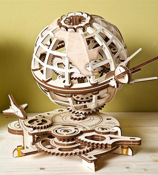 UGEARS «Globus» mechanical model