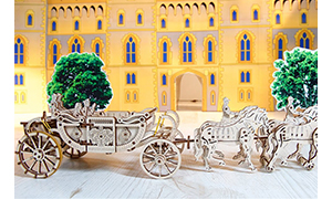 """""""Royal Carriage"""" Model"""