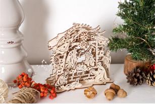 Nativity Scene mechanical model kit