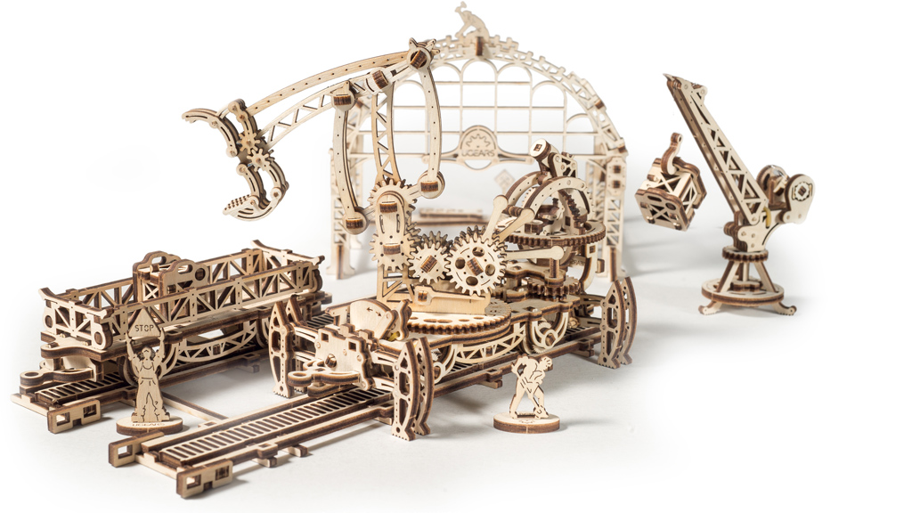 Rail Mounted Manipulator Model