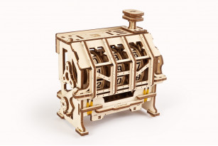 Механічна STEM-модель «Лічильник»