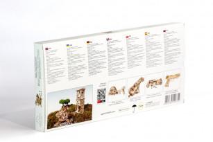 Balista y Torre – maqueta para construir