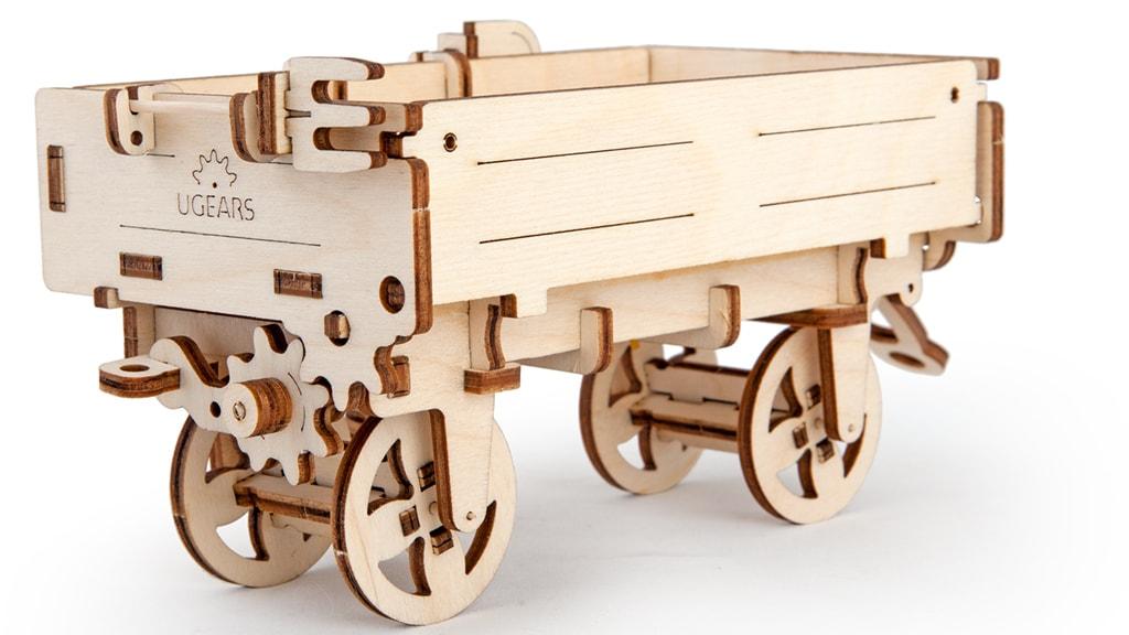 "Механічна модель ""Причеп"""
