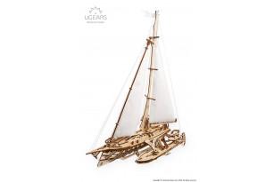 Trimaran Merihobus mechanical model kit