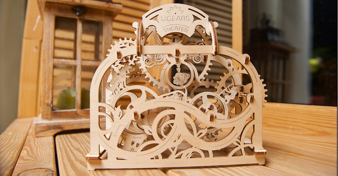 ugears gift Fairytale Theater