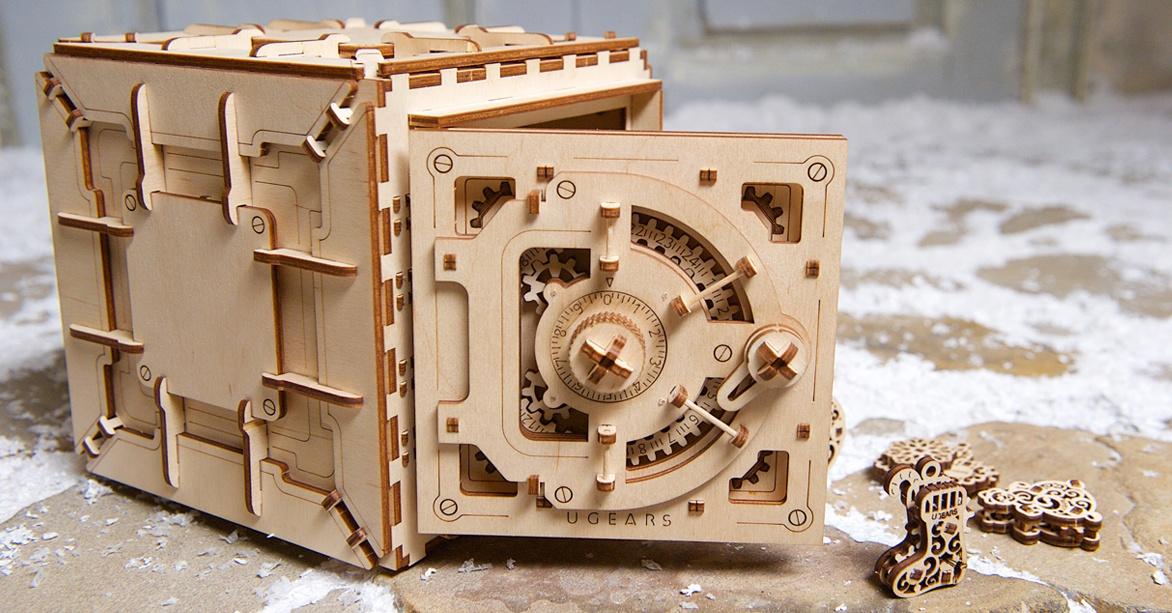 Mechanical model «Safe»