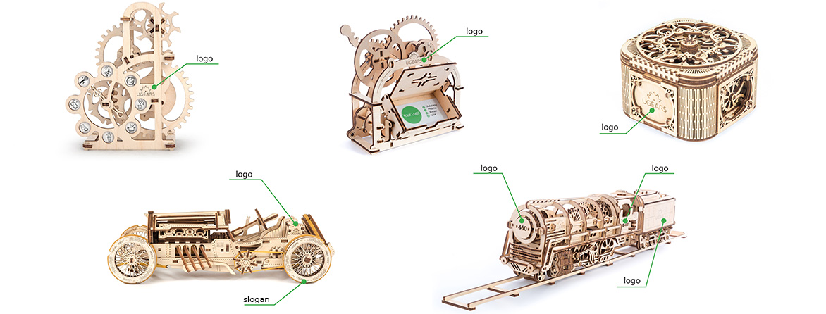 ugears corporate gifts