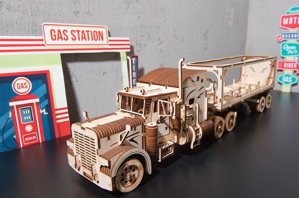 Heavy Boy Trailer Truck VM-03