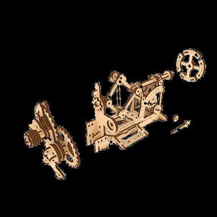 ¿Qué componentes comprende el Tacómetro y cómo funciona?